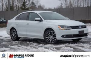 2014 Volkswagen Jetta Sedan TDI Highline NO ACCIDENTS, LOCAL CAR