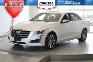 2016 Cadillac CTS Sedan Luxury Collection AWD*Push Button Start