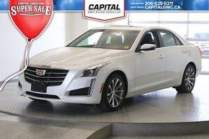 2016 Cadillac CTS Sedan Luxury Collection AWD*Push Button Start