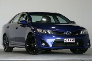 2014 Toyota Camry ASV50R RZ S.e. Blue 6 Speed Automatic Sedan Coopers Plains Brisbane South West Preview