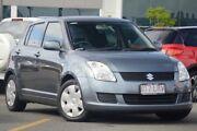 2008 Suzuki Swift RS415 Pewter 5 Speed Manual Hatchback Nundah Brisbane North East Preview