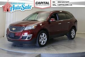 2016 Chevrolet Traverse LT AWD *Remote Start-Heated Seats-Back U