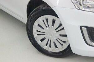 2015 Suzuki Swift FZ MY15 GL White 4 Speed Automatic Hatchback Greensborough Banyule Area Preview