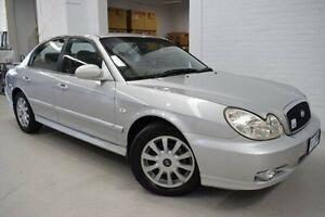 2004 Hyundai Sonata EF-B MY04 Silver 4 Speed Sports Automatic Sedan West Launceston Launceston Area Preview