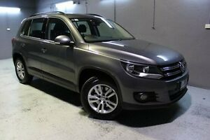 2012 Volkswagen Tiguan 5N MY12.5 103TDI DSG 4MOTION Grey 7 Speed Sports Automatic Dual Clutch Wagon Launceston Launceston Area Preview