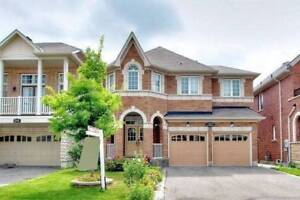 Stunning 4+1 Br Detached Home W/Double Door Entry