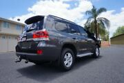 2016 Toyota Landcruiser VDJ200R MY16 GXL (4x4) Graphite 6 Speed Automatic Wagon Dalby Dalby Area Preview