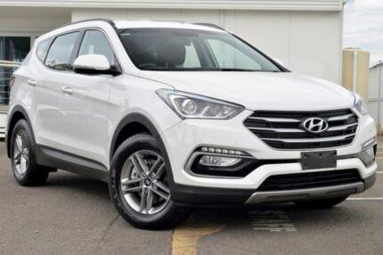 2016 Hyundai Santa Fe DM3 MY16 Active White 6 Speed Sports Automatic Wagon Gosford Gosford Area Preview