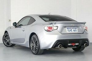 2014 Toyota 86 ZN6 GTS Silver 6 Speed Manual Coupe Bellevue Swan Area Preview