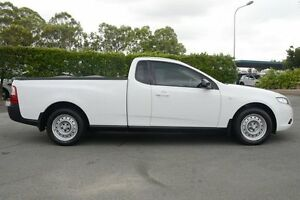 2011 Ford Falcon FG Ute Super Cab Winter White 6 Speed Sports Automatic Utility Acacia Ridge Brisbane South West Preview