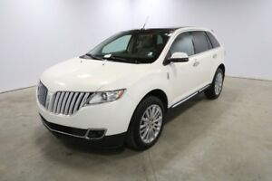 2013 Lincoln MKX AWD Navigation,  Leather,  Heated Seats,  Panor