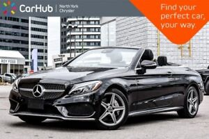 2018 Mercedes Benz C-Class C 300|AMG.Styling,Memory,Convertible.
