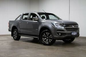 2017 Holden Colorado RG MY17 LTZ Pickup Crew Cab Silver 6 Speed Manual Utility Welshpool Canning Area Preview