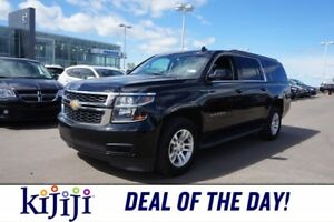 2016 Chevrolet Suburban AWD LS Accident Free,  Heated Seats,  3r