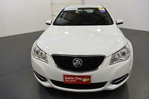 2013 Holden Commodore VF Evoke White 6 Speed Automatic Sportswagon Moorabbin Kingston Area Preview