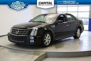 2009 Cadillac STS V6 *Heated Seats - Leather - Sunroof*