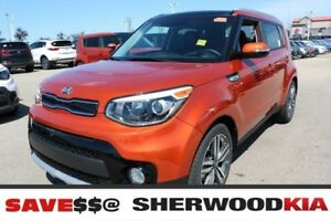 2019 Kia Soul EX PREMIUM LEATHER SEATS, PANORAMIC SUNROOF, REAR