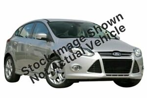 2012 Ford Focus LW MkII Sport PwrShift Brown 6 Speed Sports Automatic Dual Clutch Hatchback Norwood Norwood Area Preview
