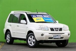 2006 Nissan X-Trail T30 II MY06 TI White 4 Speed Automatic Wagon Ringwood East Maroondah Area Preview