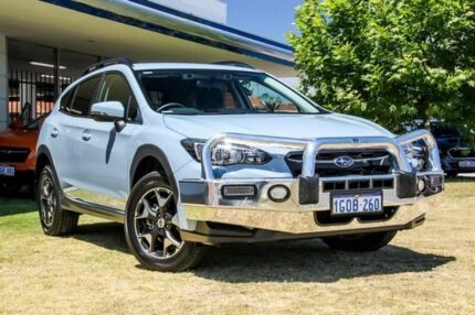 2018 Subaru XV G5X MY18 2.0i-L Lineartronic AWD Grey 7 Speed Constant Variable Wagon Victoria Park Victoria Park Area Preview