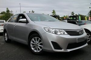 2014 Toyota Camry ASV50R Altise Silver 6 Speed Sports Automatic Sedan Greenslopes Brisbane South West Preview