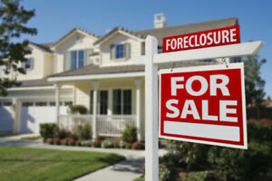 Edmonton Foreclosures - Great Deals Available!