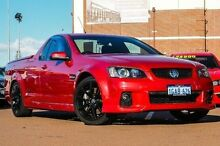 2011 Holden Ute VE II SS V Redline Red 6 Speed Sports Automatic Utility Fremantle Fremantle Area Preview