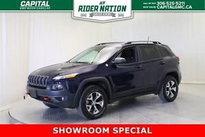 2016 Jeep Cherokee Trail hawk 4WD *Navigation-Back Up Camera-Rem