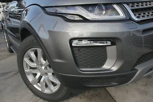 2016 Land Rover Evoque LV MY16.5 TD4 150 SE Grey 9 Speed Automatic Wagon Petersham Marrickville Area Preview