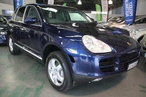2003 Porsche Cayenne S Blue 6 Speed Tiptronic Wagon