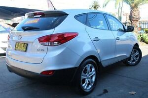 2011 Hyundai ix35 LM MY11 Active (FWD) Silver 5 Speed Manual Wagon Hamilton Newcastle Area Preview