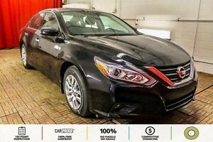 2016 Nissan Altima 2.5 S HEATED STEERING WHEEL! REMOTE STARTER!