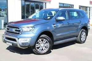 2015 Ford Everest UA Trend 4WD Blue 6 Speed Sports Automatic Wagon Goulburn Goulburn City Preview