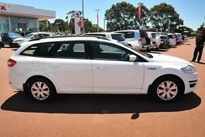 2011 Ford Mondeo MC LX PwrShift TDCi White 6 Speed Sports Automatic Dual Clutch Wagon Balcatta Stirling Area Preview