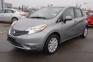 2014 Nissan Versa Note SV AUTO Accident Free,  Bluetooth,  A/C,