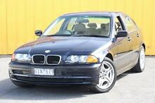 2001 BMW 318I E46 Steptronic Blue 4 Speed Sports Automatic Sedan Heatherton Kingston Area Preview