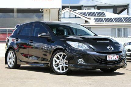2011 Mazda 3 BL1031 MPS Black 6 Speed Manual Hatchback Moorooka Brisbane South West Preview
