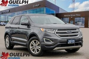 2015 Ford Edge SEL BACKUP CAM | HEATED SEATS & MORE