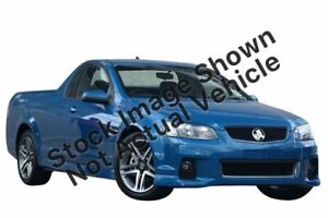 2011 Holden Ute VE II MY12 SV6 Black 6 Speed Manual Utility Osborne Park Stirling Area Preview