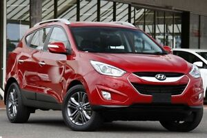 2015 Hyundai ix35 LM3 MY15 Elite AWD Burgundy 6 Speed Sports Automatic Wagon Christies Beach Morphett Vale Area Preview