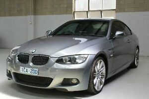 2009 BMW 330D E92 Grey Sports Automatic Coupe Knoxfield Knox Area Preview
