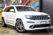 2014 Jeep Grand Cherokee WK MY15 SRT White 8 Speed Sports Automatic Wagon Perth Perth City Area Preview