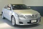 2011 Toyota Camry ACV40R MY10 Altise Silver 5 Speed Automatic Sedan Hillcrest Port Adelaide Area Preview