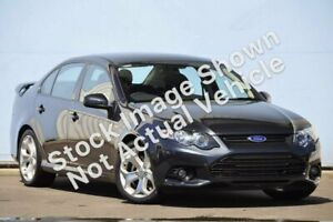 2012 Ford Falcon FG MkII XR6 Grey 6 Speed Sports Automatic Sedan Mile End South West Torrens Area Preview