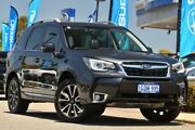 2018 Subaru Forester S4 MY18 XT CVT AWD Premium Dark Grey 8 Speed Constant Variable Wagon Willagee Melville Area Preview
