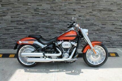 2019 Harley-Davidson 2019 HARLEY DAVIDSON 1700CC FLFBS F Kunda Park Maroochydore Area Preview