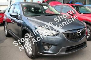 2012 Mazda CX-5 KE1071 Maxx SKYACTIV-Drive Sport Blue 6 Speed Sports Automatic Wagon Cranbourne Casey Area Preview