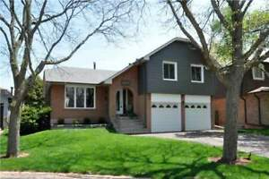 Nicely Updated Split Level Home in Private East Oakville Court!