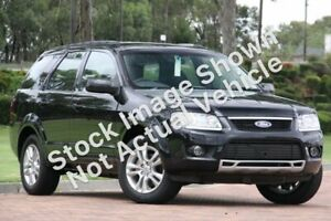 2009 Ford Territory SY MkII TS RWD Silver 4 Speed Sports Automatic Wagon Portsmith Cairns City Preview