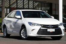 2015 Toyota Camry ASV50R Altise Diamond White 6 Speed Sports Automatic Sedan Christies Beach Morphett Vale Area Preview